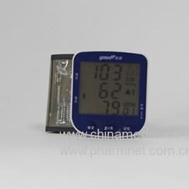 智能电子血压计(腕式)(YD-W1智能电子血压计 )