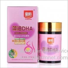 藻油夹心型凝胶糖果(DHA藻油)
